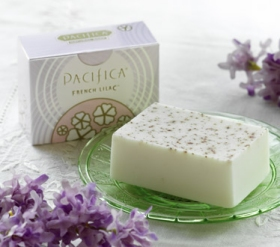 Pacifica soaps
